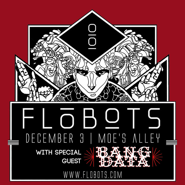 Flobots @ Moe's Alley - Santa Cruz, CA