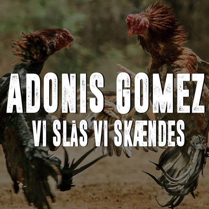Adonis Gomez Tour Dates
