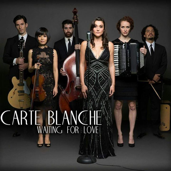 Carte Blanche Tour Dates