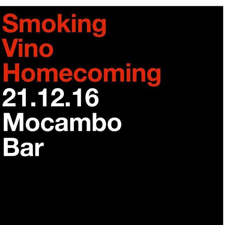 Smoking Vino Tour Dates