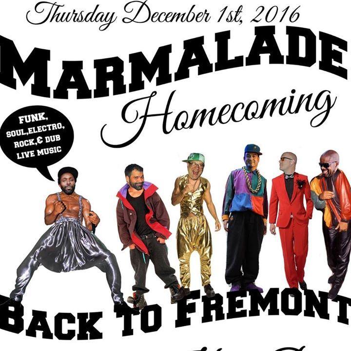 Marmalade @ High Dive Seattle - Seattle, WA