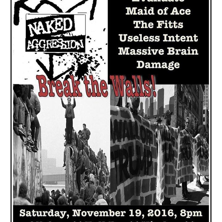 Naked Aggression @ The Hi Hat - Los Angeles, CA