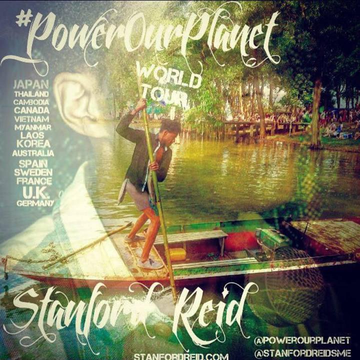 Stanford Reid Tour Dates