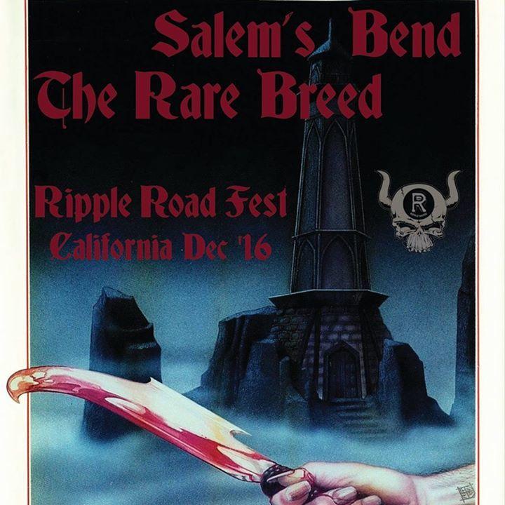Salem's Bend Tour Dates