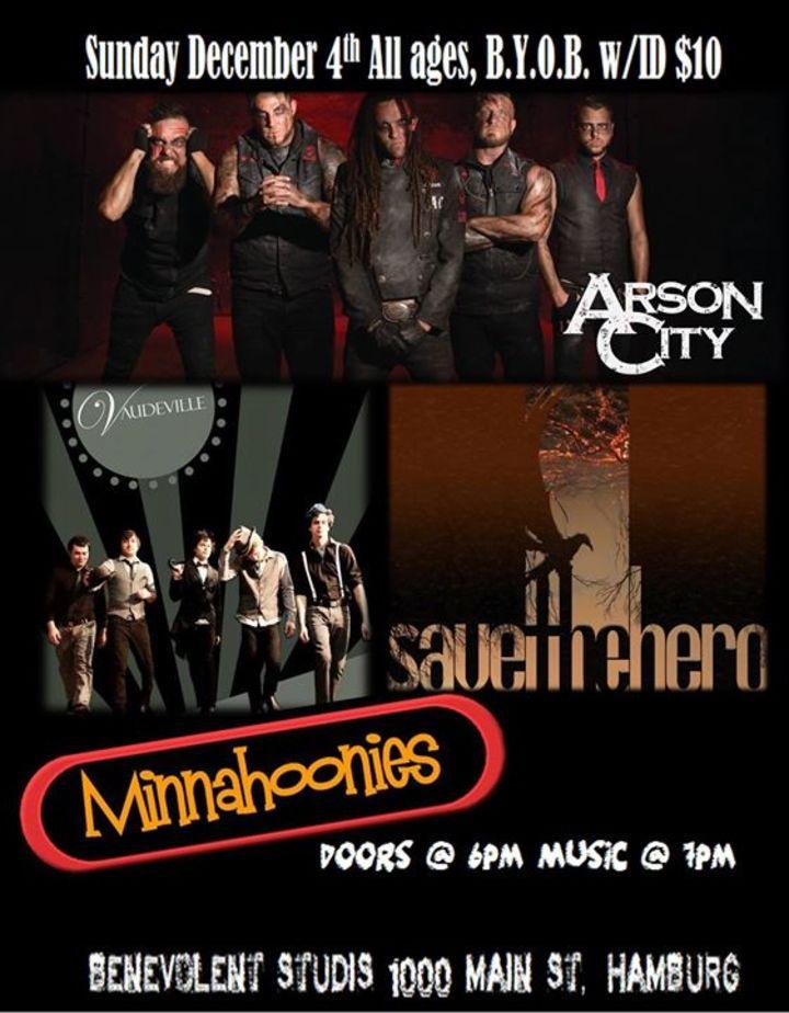 The Minnahoonies Tour Dates