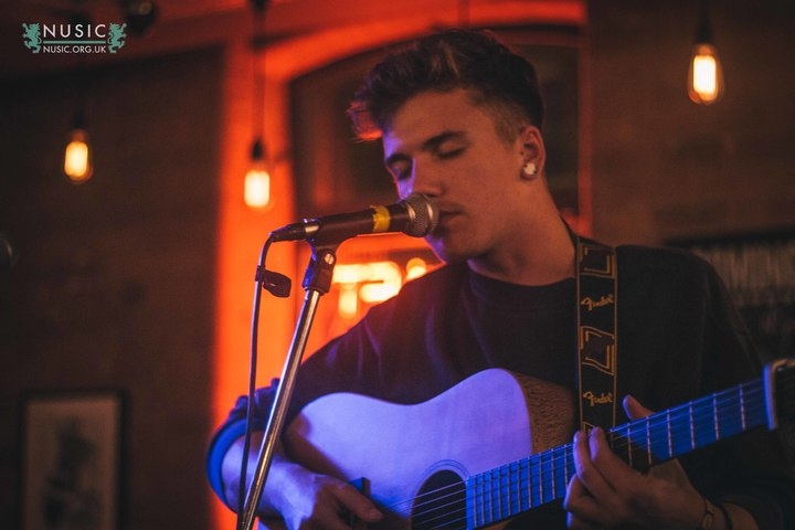 Joseph Knight @ The Shed - Leicester, United Kingdom
