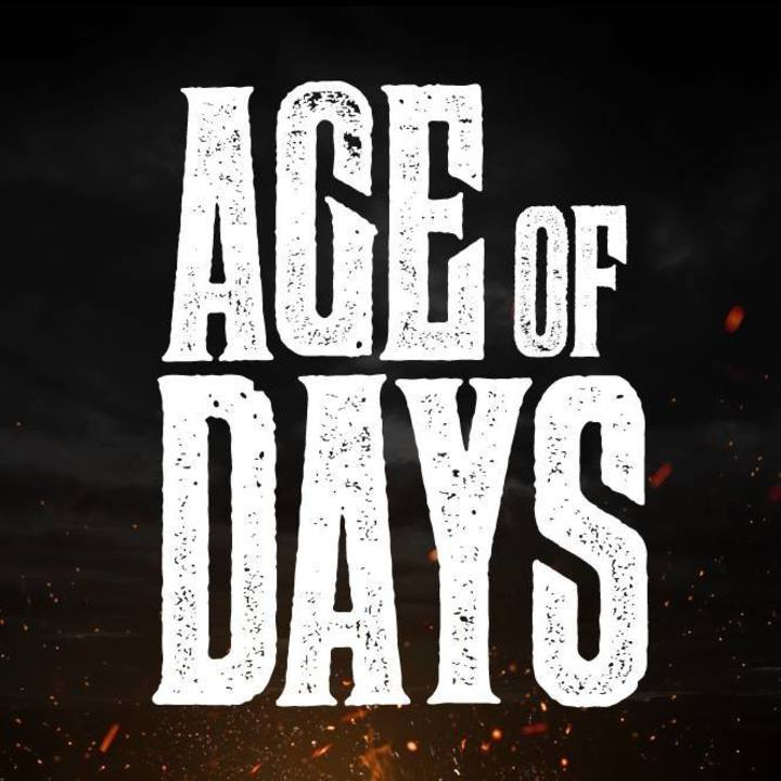 Age of Days Tour Dates