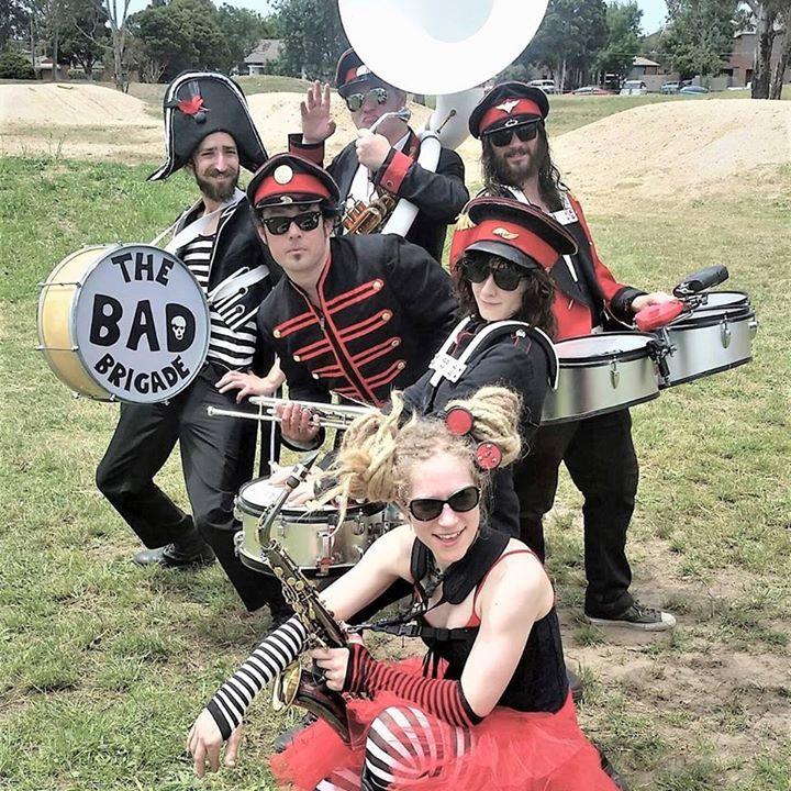 The Bad Brigade Tour Dates