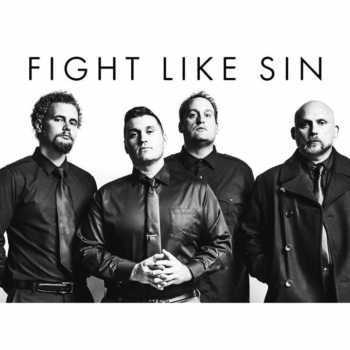 Fight Like Sin Tour Dates