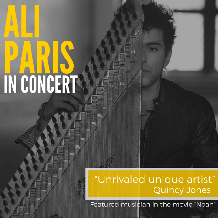 Ali Paris Tour Dates