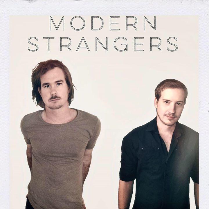 Modern Strangers Tour Dates