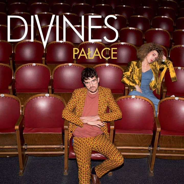 Divines Tour Dates