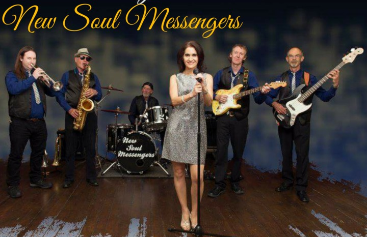 The New Soul Messengers Tour Dates