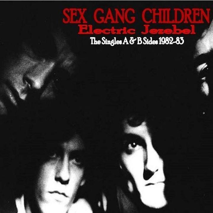 Sex Gang Children Tour Dates