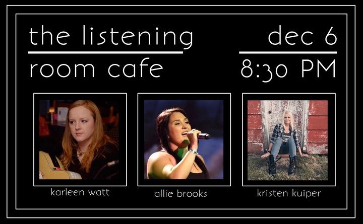 Karleen Watt @ The Listening Room - Nashville, TN