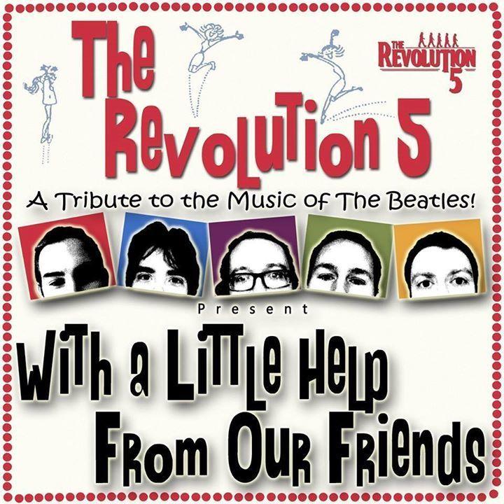 The Revolution 5 Tour Dates
