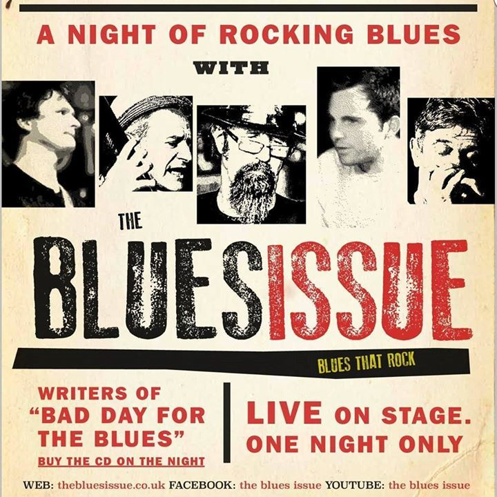 The Blues Issue Tour Dates
