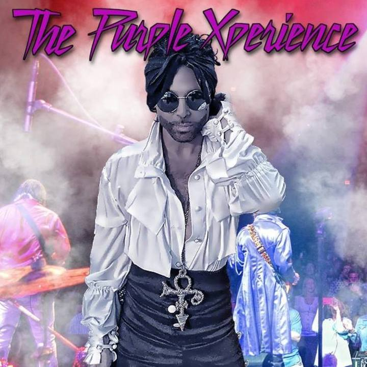 The Purple experience Tour Dates