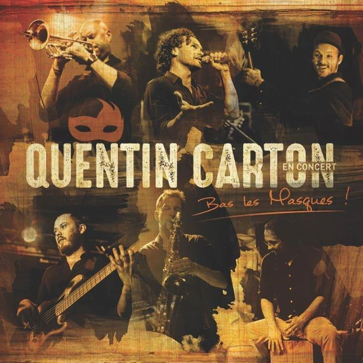 Quentin Carton Tour Dates