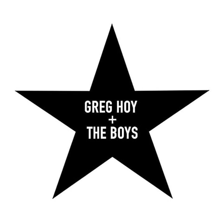 Greg Hoy Tour Dates