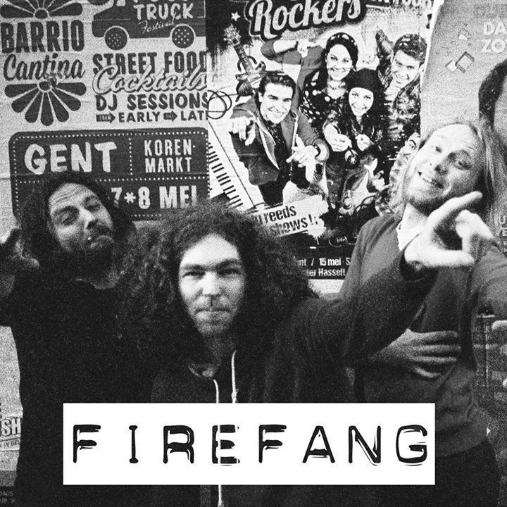 Firefang Tour Dates