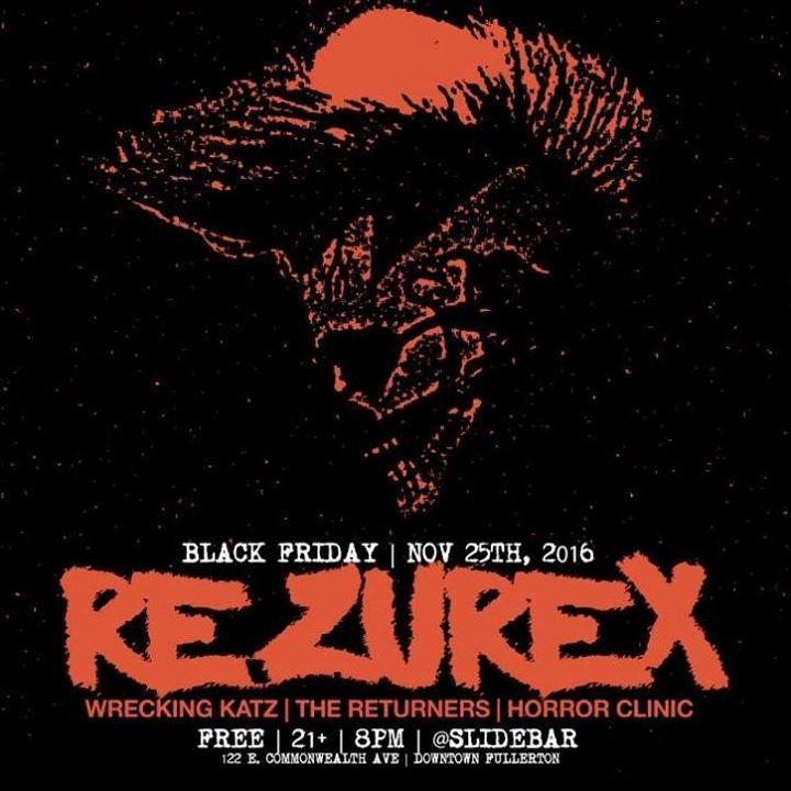 Returners Tour Dates