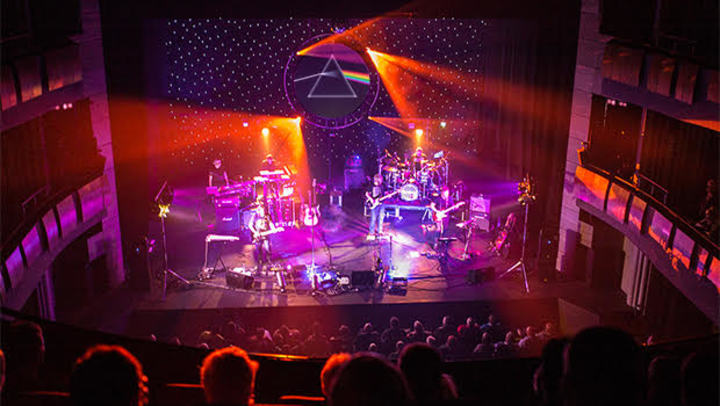 Darkside - The Pink Floyd Show @ Gatehouse Theatre  - Stafford, United Kingdom