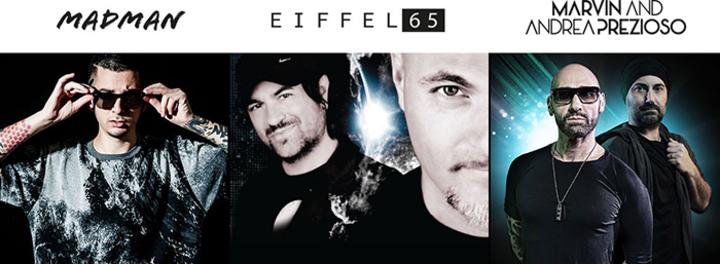 Eiffel 65 @ WINTER FEST - EIFFEL 65 - Bormio, Italy