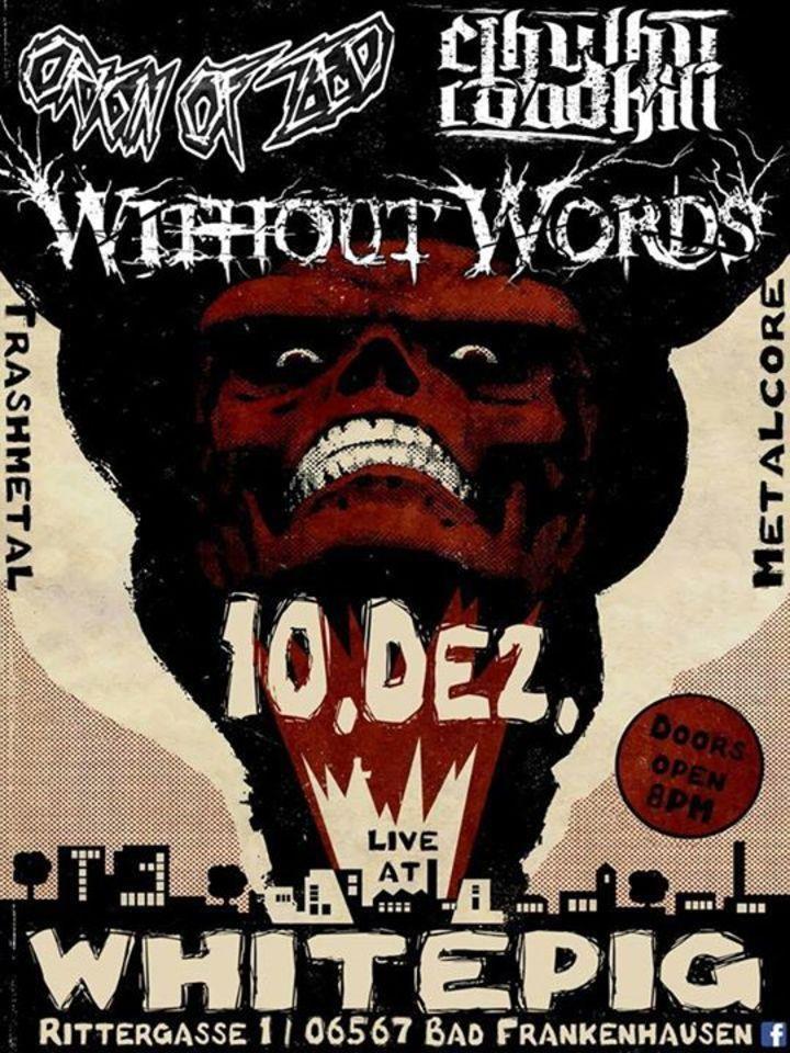 Origin of Zed Tour Dates
