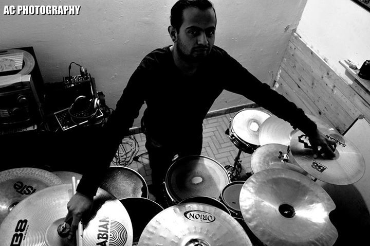 Camilo Barker Drums Website Tour Dates