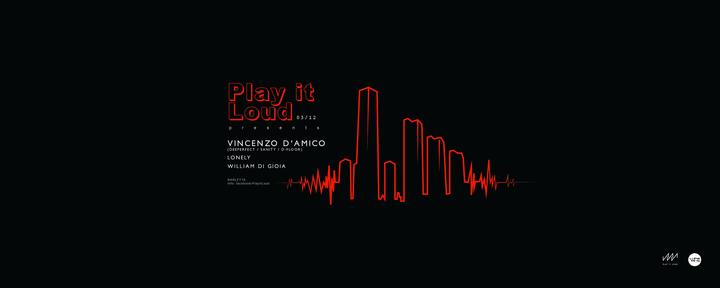 WIRE DJ agency @ Play It Loud - Barletta, Italy