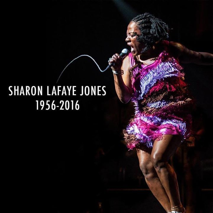 Sharon Jones and the Dap-Kings Tour Dates