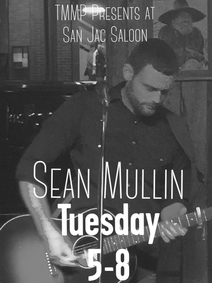 Sean Mullin Tour Dates