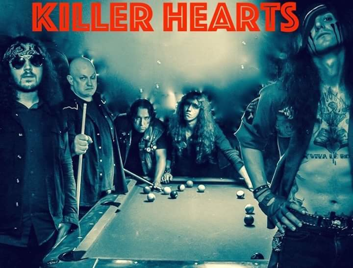 The Killer Hearts Tour Dates