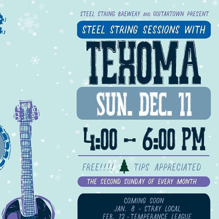 Texoma Tour Dates
