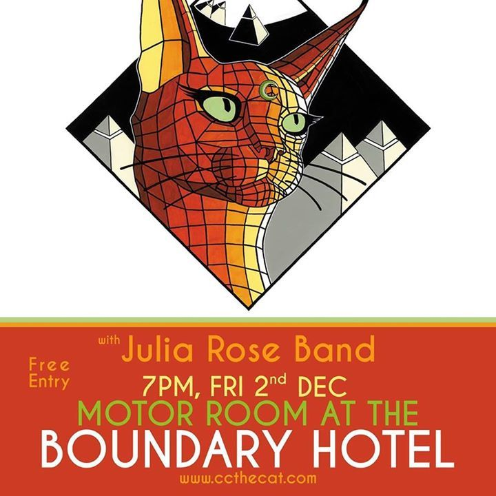 Julia Rose Tour Dates