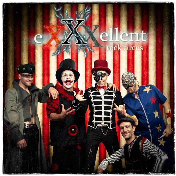 EXXXellent Tour Dates