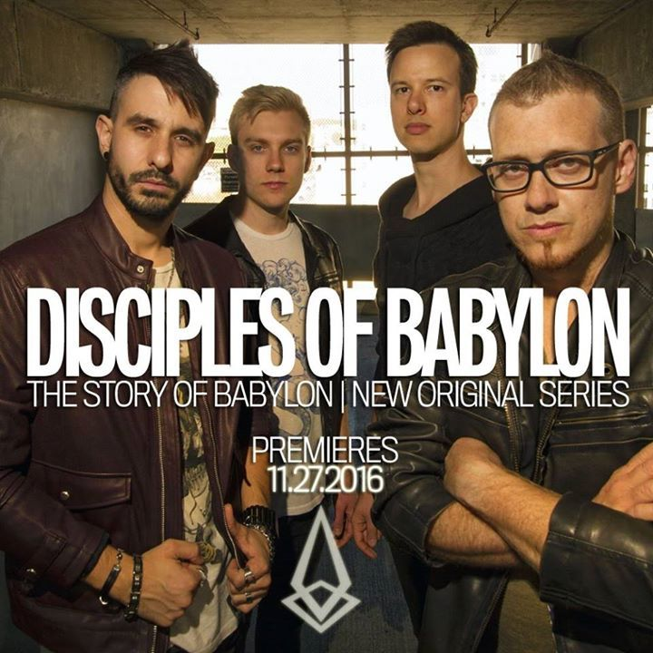 Disciples of Babylon Tour Dates