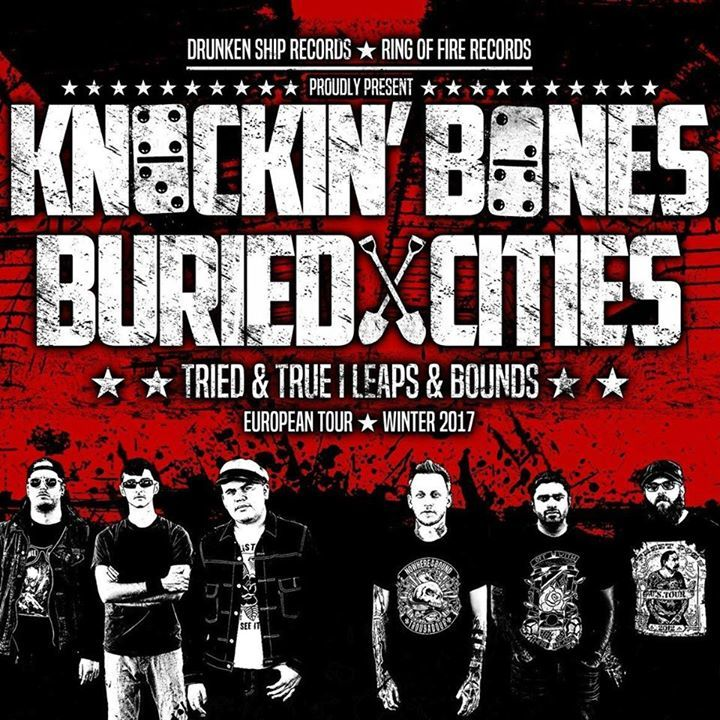 Knockin Bones Tour Dates