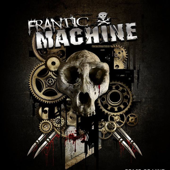 Frantic Machine Tour Dates