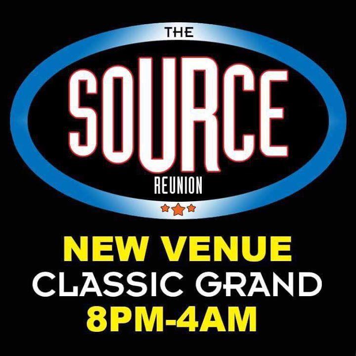 The Source Reunion Tour Dates