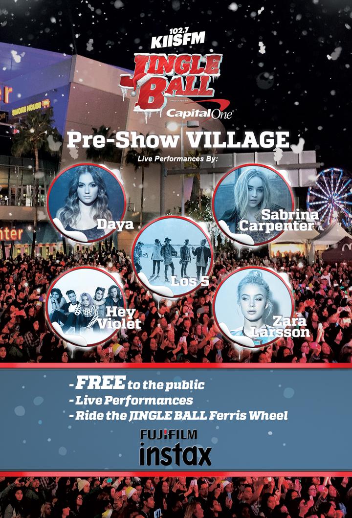 Los 5 @ Staples Center - Los Angeles, CA