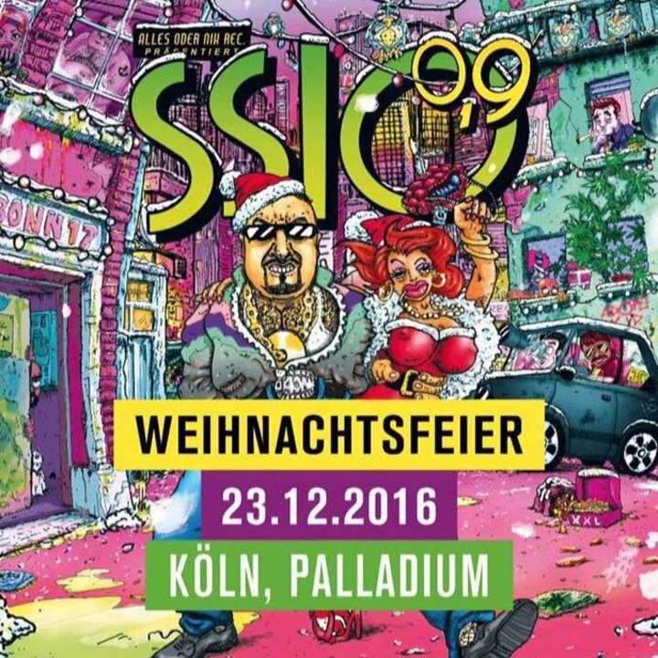 SSIO @ Palladium Köln - Köln, Germany
