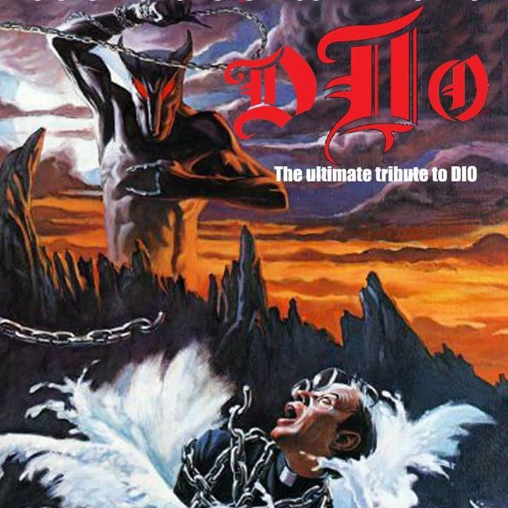 DIIO-a tribute to Ronnie James Dio. @ Arches - Coventry, United Kingdom