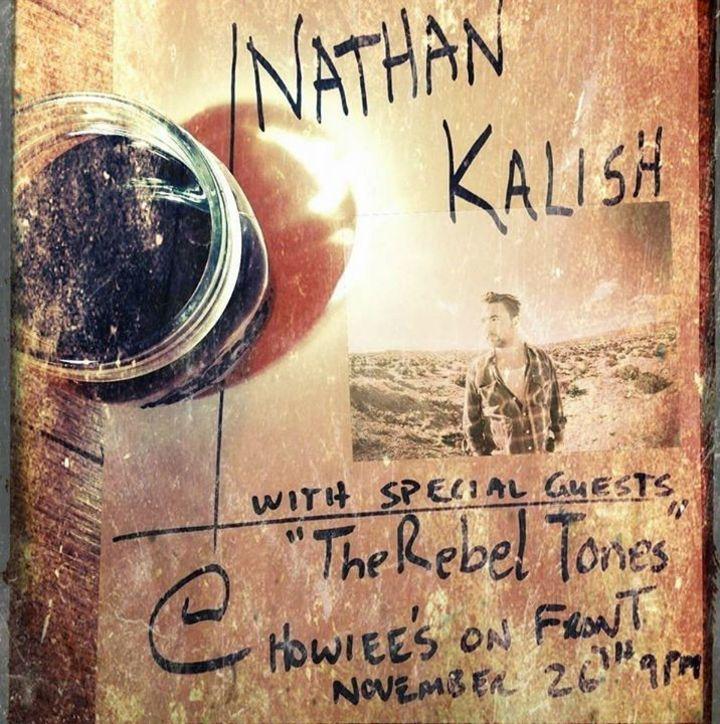 Nathan Kalish @ Craggy Range Bar - Whitefish, MT