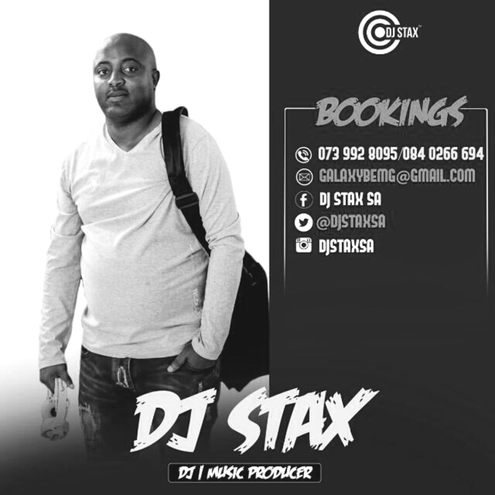 DJ Stax Tour Dates