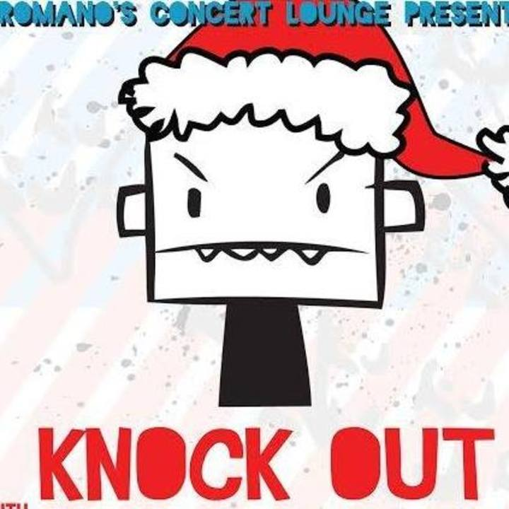 Knock Out @ Romano's Concert Lounge New Location - Riverside, CA