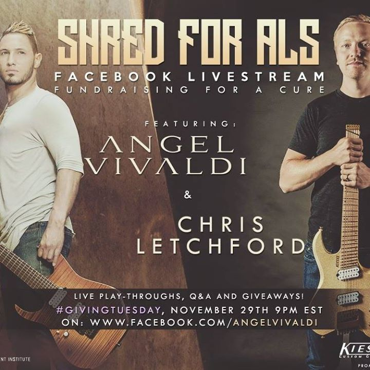 Angel Vivaldi Tour Dates