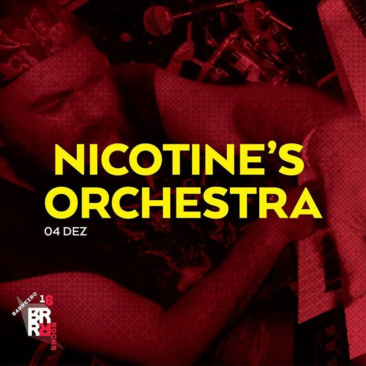 Nick Nicotine & His Mystical Orchestra (Nicotine's Orchestra) Tour Dates