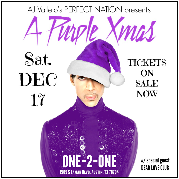 SouthTown ATX @ One-2-One (Purple Xmas) - Austin, TX
